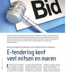 E Tendering Kent Veel Mitsen En Maren Supply Chain Magazine