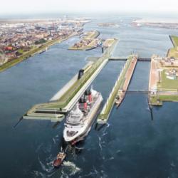 zeesluis IJmuiden