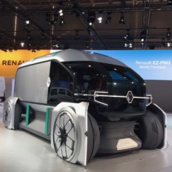 DPD concept car