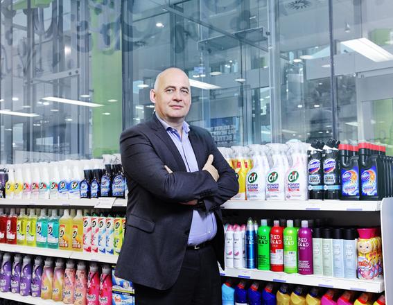 Marc Engel Unilever