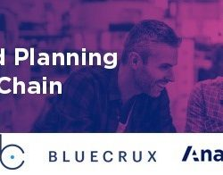 Connected planning in supply chain