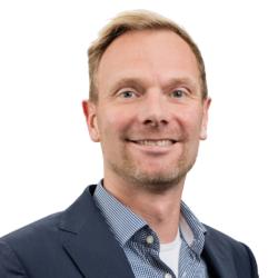 Machiel van den Hazelkamp, Managing Director Lalesse Logistic Solution