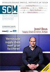 Joost Bous Cover Magazine 01 2020