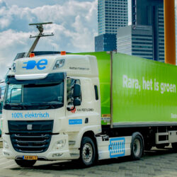zware elektrische trucks