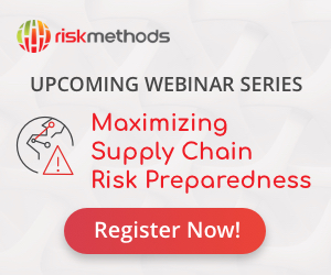 Webinars riskmethods