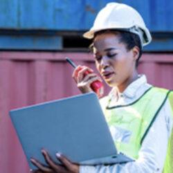 vrouwen in supply chain
