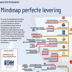 Mindmap perfecte levering