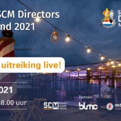 Volg de uitreiking live SCM Top 26 Directors NL