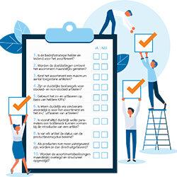 checklist Slimstock