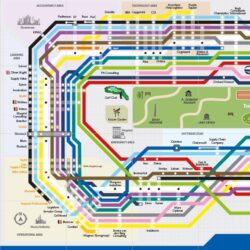Consulting Metrokaart 2020 2021