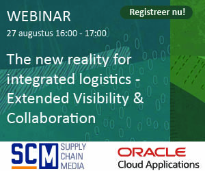 Webinar Oracle: The new reality for integrated logistics – Extended Visibility & Collaboration